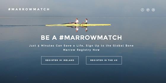 #MarrowMatch
