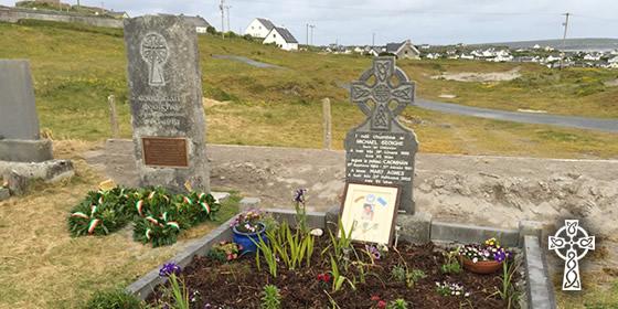 Seoighe grave